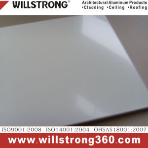 Hospical Interior Rated Antibacterial Aluminum Composite Panel pictures & photos