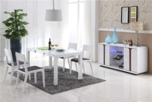 Modern Dining Room Set Dining Table and Chair Series (CT-190+ 73#) pictures & photos