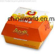Hamburger Carton Box Making Machine Price pictures & photos