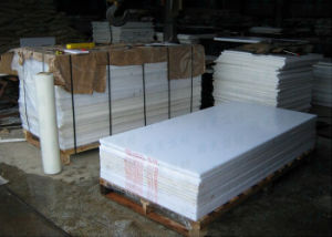 White, Black 100% Virgin POM Sheet, Delrin Sheet pictures & photos
