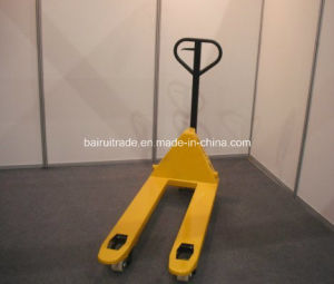 2-5ton Hand Manual Pallet Truck Forklift for Export pictures & photos