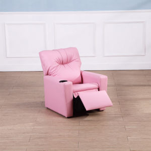 High Quality Kids Recliner PU Leather Chair/ Children Furntiure pictures & photos
