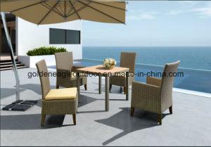 Modern Woven UV-Resistant PE Rattan Garden Furniture (S0245) pictures & photos