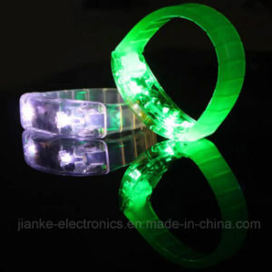 Hot Sale Glow Club LED Bracelets with Logo Printed (4011) pictures & photos