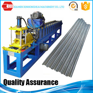 Alibaba China Pallet Rack Roll Forming Machine Purline Shutter Door Making Machine pictures & photos