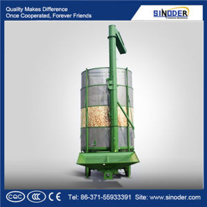 mobile grain dryer paddy dryer machine low temputure heating dryer on sale