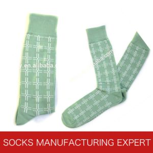 Men′s Wool Dress Socks pictures & photos