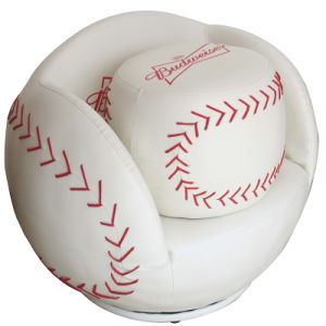 Playroom Baseball Children Ottoman Sofa Kids Furniture Chair SXBB 79 07
