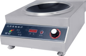 Small Stir Commercial Induction Cooker pictures & photos