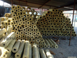 Low Cost High Quality Rock Wool Tube/Rock Wool Pipe/Mineral Wool Pipe Insulation pictures & photos