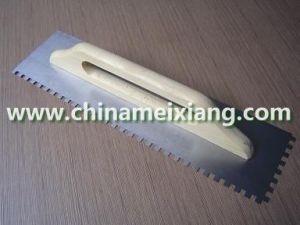 11x5′′ Construction Trowel, Finish Trowel, Plaster Trowel (MX9008) pictures & photos