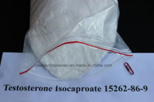 Safe Injectable Testosterone Steroids / Testosterone Isocaproate for Male Sexual Dysfunction CAS 15262-86-9 pictures & photos