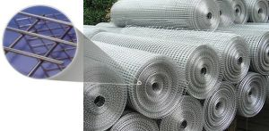 Galvanized Welded Wire Mesh Panel with High Quality Hot Sale From Yaqi pictures & photos