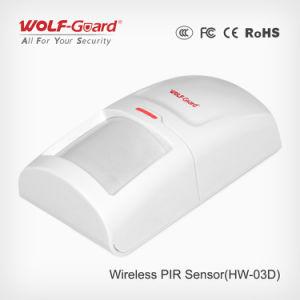 Indoor Burglar Alarm Sensors PIR Detector Hw-03D pictures & photos