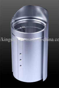 Aluminum Metal Processing Machinery Parts for Camera pictures & photos