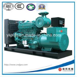 Cummins Diesel Engine 400kw/ 500kVA Diesel Generator (KTA19-G3) pictures & photos
