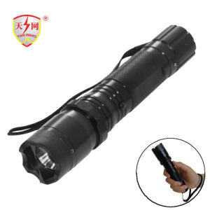Classical Aluminum Electronic Riot Police Flashlight pictures & photos