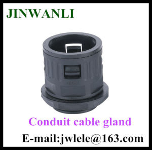 Non-Metallic Electrical Conduit Fittings M20-Ad18.5 pictures & photos