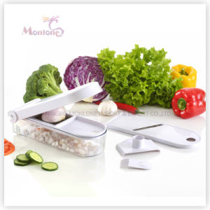 Kitchen Gadget Magic Vegetable Onion Cutter pictures & photos