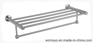 Towel Rack for The Bathroom in Chrome Plated pictures & photos