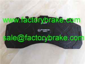 Truck Brake Pad 29087/29202/29171/29095/29165/29306/29106 pictures & photos