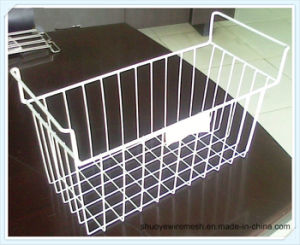 Welded Wire Shelf with PE Coated for Fridge Food Storage pictures & photos