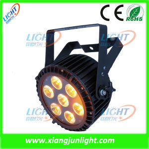 7PCS LED Full Color PAR Light LED Light pictures & photos