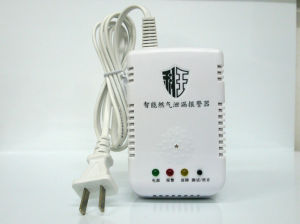 Household Intelligent Combustible Gas Leaking Detector for Security