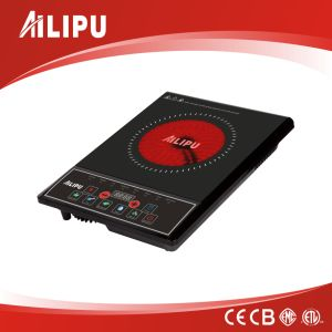 High Efficiency Double Ring Ultra Thin Home Use Electric Ceramic Cooker/Infrared Cooktop/Infrared Cooker pictures & photos