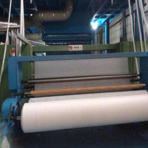 High Output 1.6m, 2.4m, 3.2ms/Ss PP Spun Bond Nonwoven Fabric Making Machine pictures & photos