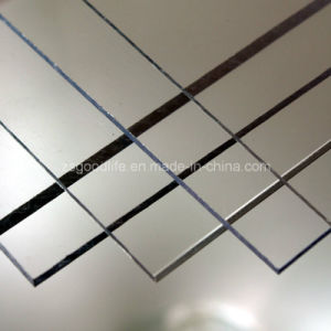 Roof Sheets Price Per Sheet/ Plastic Sheet/8-20mm PC Hollow Sheet pictures & photos