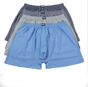 Customize Good Quality (Combed Cotton) Comfortable Shorts for Men pictures & photos