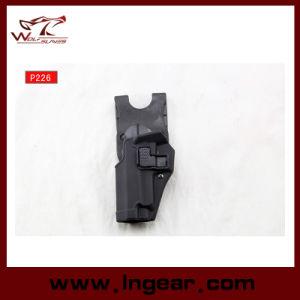 P226 Left Hand Combat Blackhawk Under Layer Waist Gun Holster pictures & photos