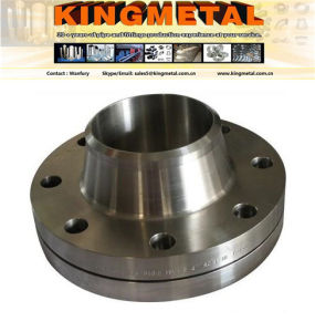 ASTM A351 CF8c 347 Stainless Steel Raise Welded Neck Flange. pictures & photos