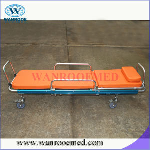 Aluminum Alloy Folding Stair Chair Medical Stretcher pictures & photos