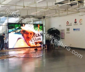 P3.91 500*500mm Indoor High Resolution Rental LED Wall pictures & photos