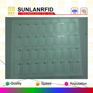 M1 RFID Inlay S50 A4 Sheet ID Card Material Inkjet Plastic PVC Sheet pictures & photos