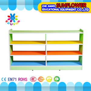 Wooden Toy Cupboard, Kids Kindergarten Furniture (XYH12137-3) pictures & photos