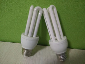 3u 7W 9W 11W 13W 110V 220V Energy Saving Lamp pictures & photos