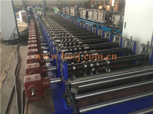 Light-Duty Warehouse Metal Rack Roll Forming Production Machine Iran pictures & photos