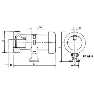 Casing Superpower Ceramic Capacitor (CCG5-7) pictures & photos
