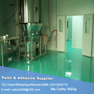 Maydos 2k Self Leveling Static Conductive ESD Epoxy Resin Floor Paint pictures & photos
