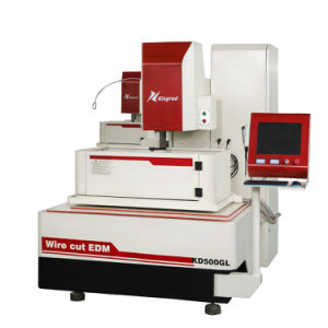 CNC Wire Cutting EDM Machine 500gl pictures & photos