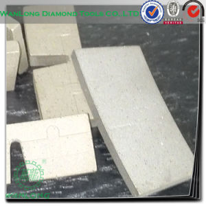 Diamond Segments Manufacturer Wanlong Diamond Tools for Stone Cutting and Grinding pictures & photos