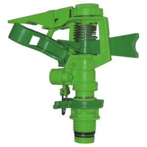 "Impulse Sprinkler 1/2"" Controllable Angle and Rocker Arm Irrigation Sprinkler"