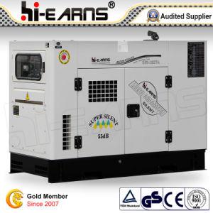 13kVA Super Silent Generator/ Diesel Generator Set (GF2-13kVA) pictures & photos
