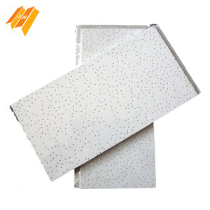 9/15 in Mineral Fiber Acoustical Fire-Proof Ceiling Tiles pictures & photos
