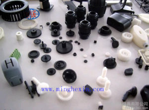 Black and White Plastic Gear Mould with ISO SGS