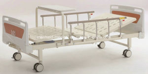 Medical Equipment B-12 Movable Full-Fowler Hospital Bed B-12 Ecom43 pictures & photos