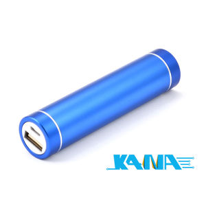 Wholesales 2600mAh Portable Mobile Power Bank for iPhone & Android Phone pictures & photos